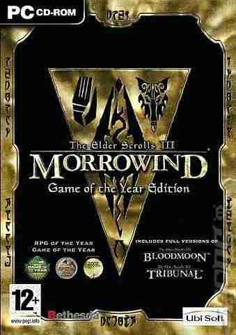 Descargar The Elder Scrolls III Morrowind GOTY [MULTI][WaLMaRT] por Torrent